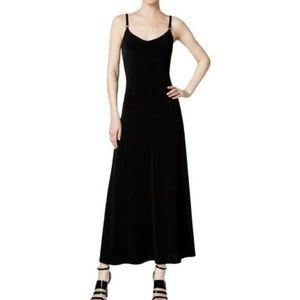 Calvin Klein Black Maxi Dress